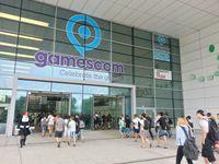 Südeingang zur Gamescom 2015.