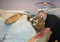 Dr. Hans-Ulrich Peter von der Universität Jena forscht seit 1983 regelmäßig in der Antarktis. In Kürze wird er zu seiner 22. Antarktis-Expedition aufbrechen.Bild: Jan-Peter Kasper/FSU (idw)