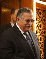 Dschalal Talabani