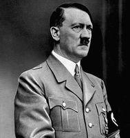 Adolf Hitler Bild: Bundesarchiv, Bild 183-S33882 / CC-BY-SA / de.wikipedia.org