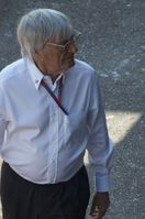 "Bernard Charles ""Bernie"" Ecclestone, Vater von Tamara Ecclestone."