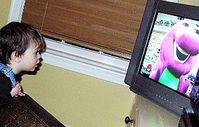 Fersehen: Zuviel schadet Kindern. Bild: FLickr/Woodley