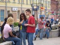 Jugendliche: Interesse für Nachrichten eher gering. Bild: pixelio.de, J. Sawluk