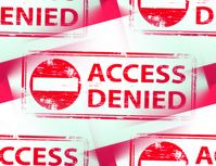 Staatliche Zensur und Demokratie gleichzeitig, sind unmöglich (Symbolbild)