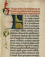 Gutenberg-Bibel Bild: de.wikipedia.org