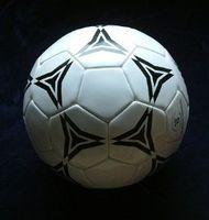 Ein Fußball (Symbolbild)