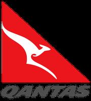 Logo von Qantas