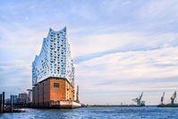 Das Hamburger Konzerthaus hat mit 789 Millionen Euro Steuergeld mehr als zehnmal so viel gekostet wie geplant.  Bild: ZDF Fotograf: ZDF/Thies Rätzke