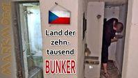 """Bild: Screenshot Video: """"MARKmobil Aktuell - Land der zehntausend Bunker"""" (https://youtu.be/c24YM02RSk8) / Eigenes Werk"""