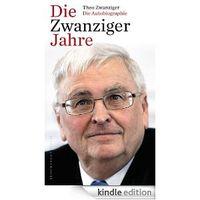 """Cover  """"Die Zwanziger Jahre """" von Theo Zwanziger"""