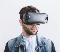 Smartphone-VR: Grafik-Trick für Durchbruch.