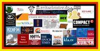 Neue Medien / Alternative Medien / Freie Medien (Symbolbild)