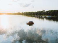 Natur, Weite, viel frische Luft und Abstand, das bietet ein Familienurlaub im Sommer in Brandenburg.  Bild: TMB Tourismus-Marketing Brandenburg GmbH Fotograf: TMB-Fotoarchiv/Julia Nimke
