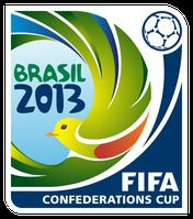 FIFA Konföderationen Pokal 2013 Logo