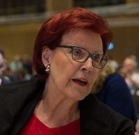 Heidemarie Wieczorek-Zeul (2018)