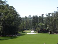 Augusta National Golf Club, 10. Loch