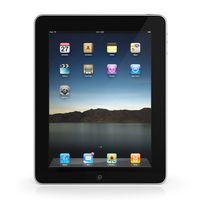 Apple iPad. Bild: apple.com