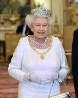 Königin Elisabeth II, bürgerlich: Elizabeth Alexandra Mary