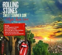 "Cover ""Sweet Summer Sun – Hyde Park Live"" von den Rolling Stones"