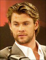 Chris Hemsworth in London (2011)