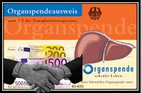 Organspende: Hoch umstritten da Körperteile bei lebendigem Leib entnommen werden (Hirntot ist nicht Tot).