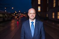 """Der Vorsitzende der AfD-Fraktion im Landtag Brandenburg, Andreas Kalbitz Bild: """"obs/AfD-Fraktion im Brandenburgischen Landtag"""""""