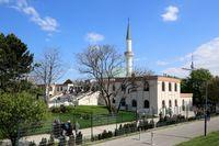 Islamisches Zentrum Wien im 21. Bezirk