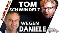 MARKmobil Aktuell: Tom Herrmann (MDR) schwindelt wegen Friedensforscher Daniele Ganser