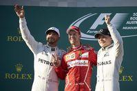 Bild: Mercedes-AMG Petronas Motorsport - Steve Etherington