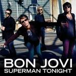 Bon Jovi Superman Tonight Cover 2010