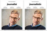 """journalist-12/20: Titelinterview mit Welt-Chefredakteur Ulf Poschardt Bild: """"obs/journalist - Das Medienmagazin/Holger Talinski"""""""