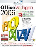 Office Vorlagen 2006