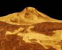 Venus Oberfläche