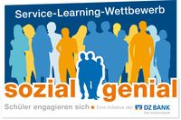 """Motiv des 2. Service Learning Wettbewerbs der Stiftung Aktive Bürgerschaft. Bild: """"obs/Stiftung Aktive Bürgerschaft"""""""