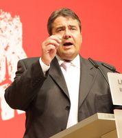 Sigmar Gabriel / Bild. flickr.com, de.wikipedia.org