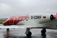 """Der neue Ambulanzjet der DRF Luftrettung leistete seinen ersten Einsatz. Bild: """"obs/DRF Luftrettung"""""""