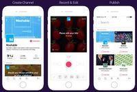 """""""Earing"""": App bietet Audio-Nachrichten für unterwegs an. Bild: Earing"""