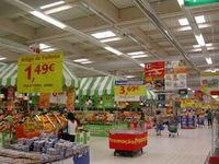 Markt: Wi-Fi-Antennen verfolgen Kunden. Bild: pixelio.de, O. Fischer
