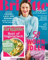 """BRIGITTE Cover 05/2019 (EVT 13.02.2019). Bild: """"obs/Gruner+Jahr, BRIGITTE"""""""