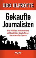"""Buch """"Gekaufte Journalisten"""" von Udo Ulfkotte"""