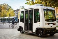 EVA-Shuttle-Konsortium schafft autonome Mini-Busse an