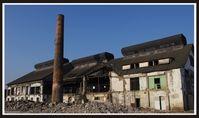 Abriss, Deindustrialisierung & Industriebrache (Symbolbild)