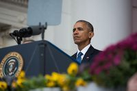 Barack Obama Bild: Caruso Pinguin, on Flickr CC BY-SA 2.0