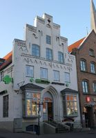 Die ehemalige Flensburger DocMorris-Apotheke im Jahr 2013