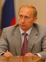 Wladimir Putin Bild: www.kremlin.ru