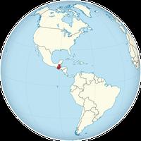 Guatemala auf der Welt