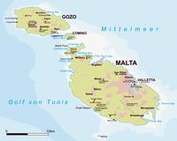 Die Republik Malta (maltesisch Repubblika ta' Malta, englisch Republic of Malta) ist ein südeuropäischer Inselstaat im Mittelmeer. Sie besteht aus den drei bewohnten Inseln Malta