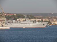 Krim: Ukrainische Seestreitkräfte