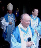 Bischof Algermissen bei der Marienwallfahrt in Trutzhain 2010