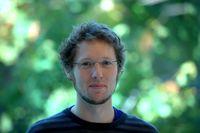 Jan Philipp Albrecht, MdEP auf der netz:regeln-Veranstaltung der Heinrich-Böll-Stiftung im Oktober 2010